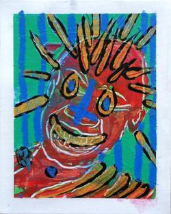 Happy Monk  2003