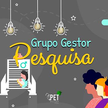 MOSAICO SELEÇÃO, PET CIÊNCIA E PESQUISA.