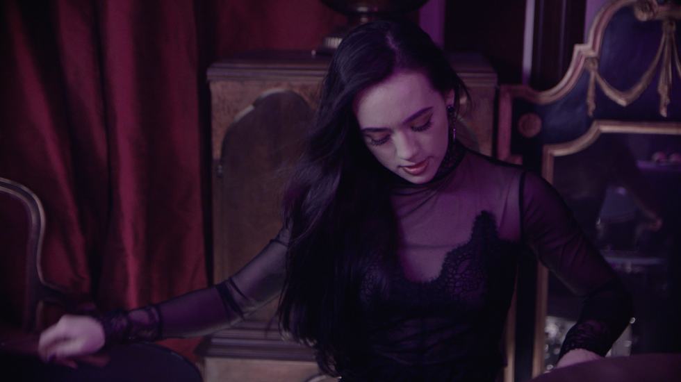 "Jessica - ""Realms"" Music Video (still shot)"
