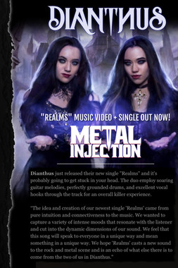 Dianthus Feature on Metal Injection