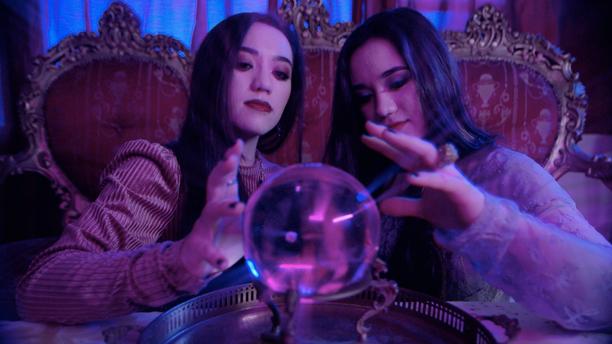 "Still from ""Realms"" Music Video"