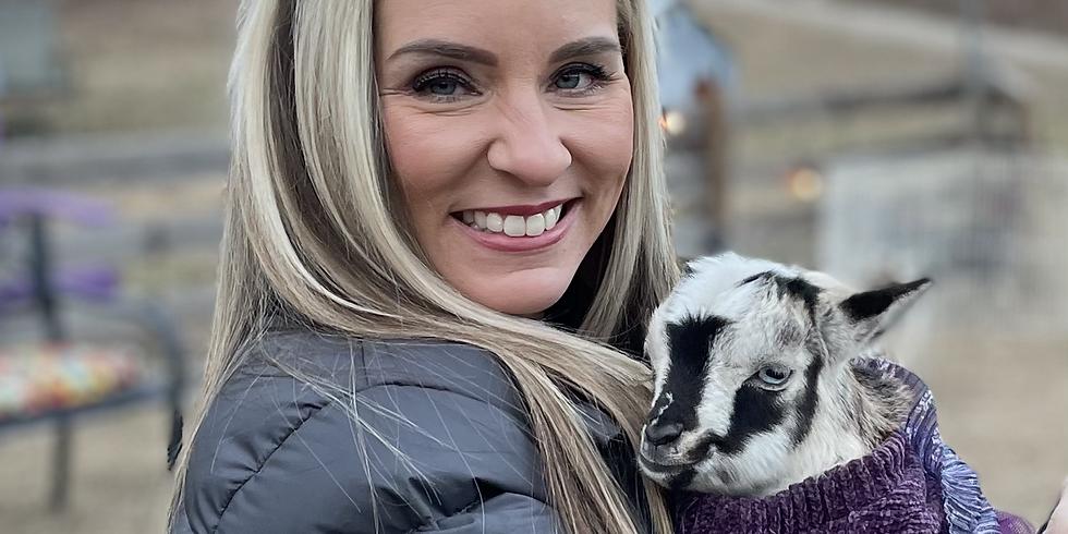 Winter Snuggles, S'mores & Goat Yoga