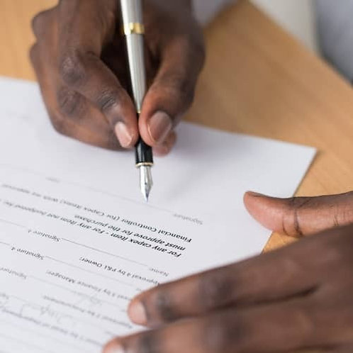 Uncontested Divorce Forms