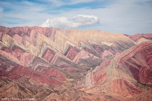 Cerro de los 14 colores - El Hornocal
