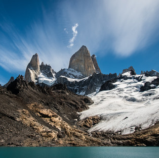 Vast landscapes of Patagonia