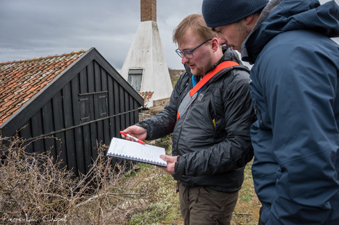 The meeting with Svend Erik