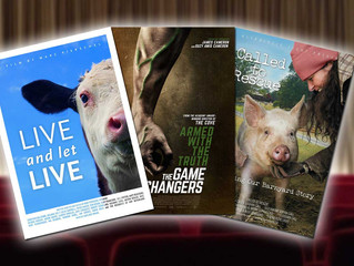THE 43 VEGAN DOCUMENTARIES YOU HAVE TO WATCH