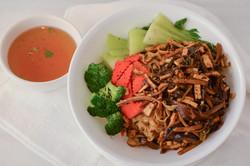 Gourmet noodle soup