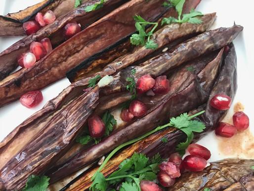 Superfood :Les Aubergines Levantines