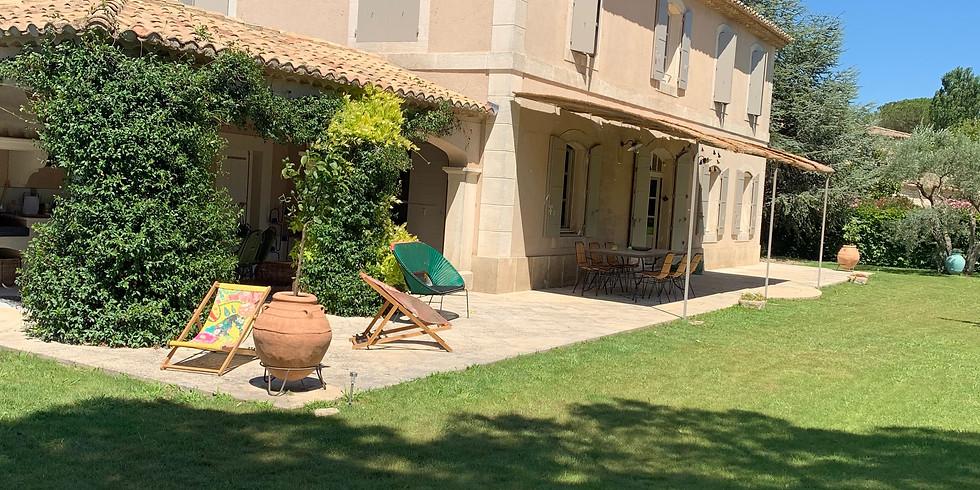 Week End IKIGAÏ DETOX ET YOGA en Provence