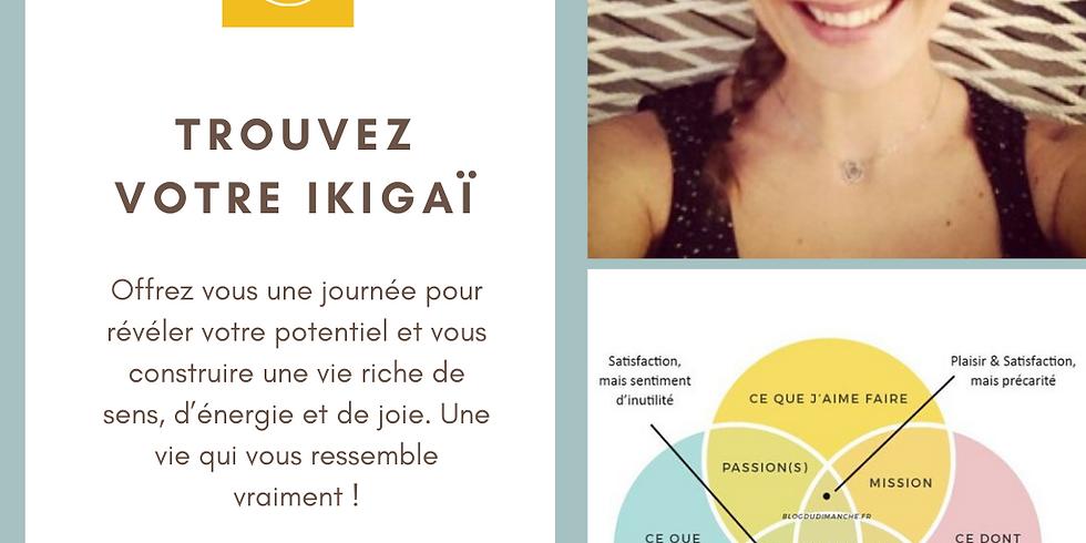 Trouvez votre IKIGAÏ à Paris