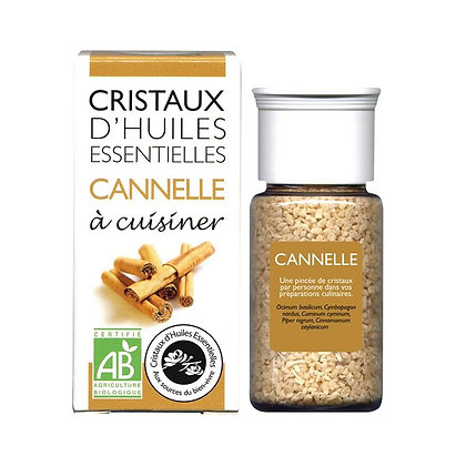 Cristaux d'HE Cannelle - NA0086