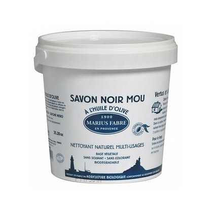 Pot de Savon Noir en Pâte - MA0052