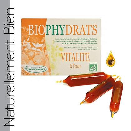 Bophydrats Vitalité & Tonus Bio - NN0038