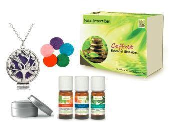 Coffret Essentiel Aromacologie - COA127