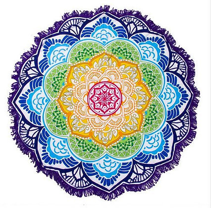"Toile Mandala ""Energie"" - TM0102"