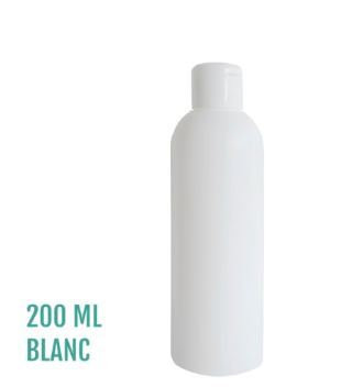 Flacon Blanc 200 ml - AT0043