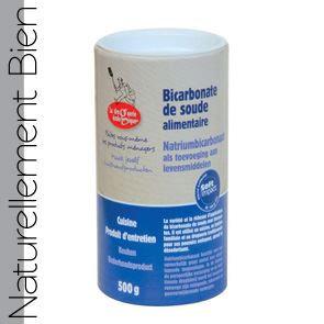 Bicarbonate de Soude Alimentaire - MA0023