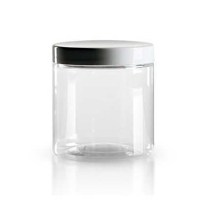 Pot Cristal Transparent 250ml - AT0053