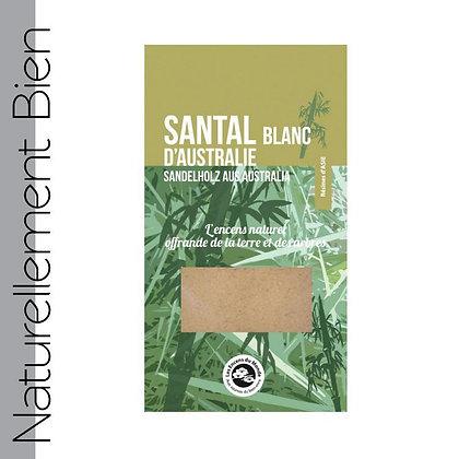 Résine Santal Blanc - TO0244