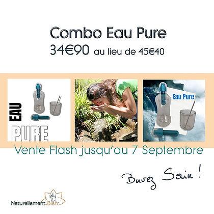 COMBO EAU PURE