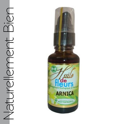 Huile de Fleurs d'Arnica Bio - PM0058