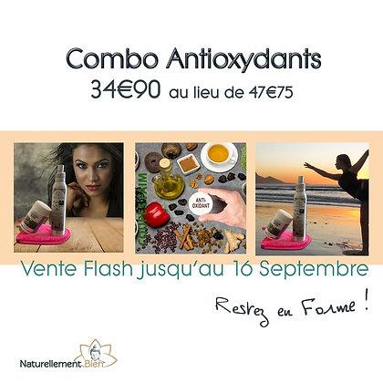 COMBO ANTI-OXYDANTS
