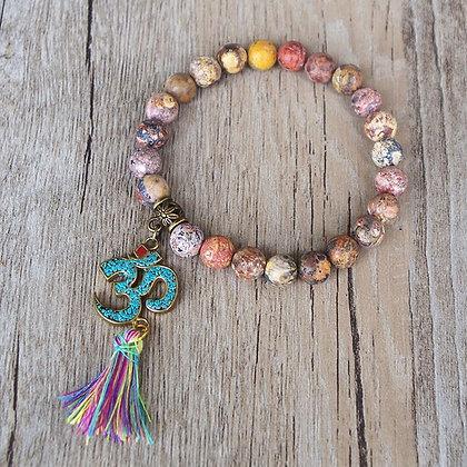 """Bracelet OM """"Energie Vitale"""" - EL0228"""