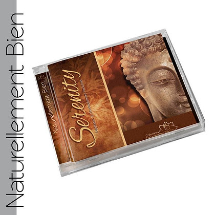 CD Serenity Naturellement Bien - TM0031