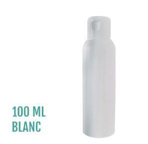 Flacon Blanc 100 ml - AT0042