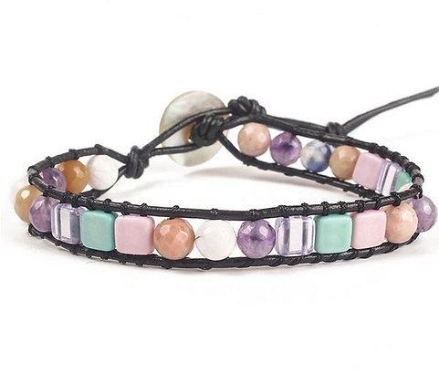 """Bracelet Wrap """"Intuition"""" - EL0236"""