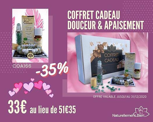 """Coffret Femme """"Douceur & Apaisement"""""""