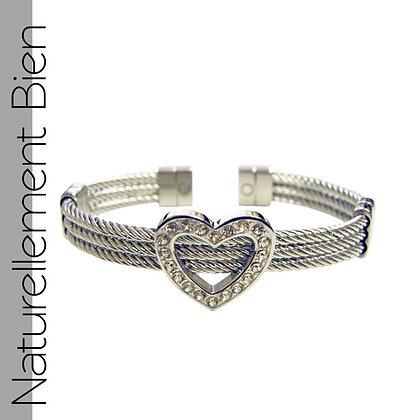 Manchette Heart