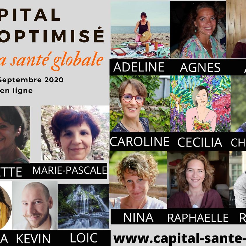 Sommet CAPITAL SANTÉ OPTIMISÉ 2020