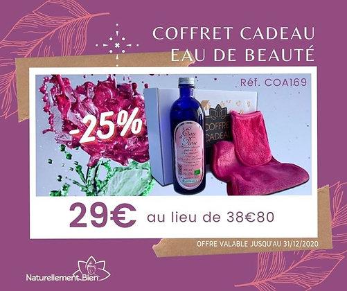 """Coffret Femme """"Eau de Beauté"""""""