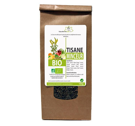 Tisane Minceur Bio - NN0119
