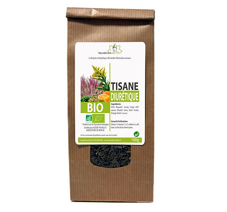 Tisane Diurétique Bio - NN0117