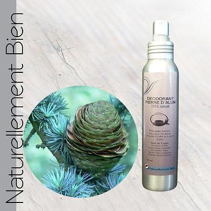 Déodorant Parfumé Spray Alun - NP0018
