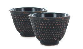 Duo de tasses en Fonte d'Art - NN0098