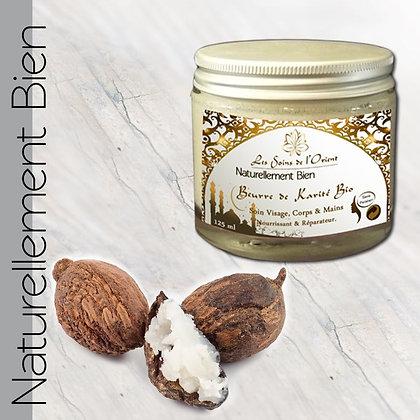 Beurre de Karité Bio - NP0057