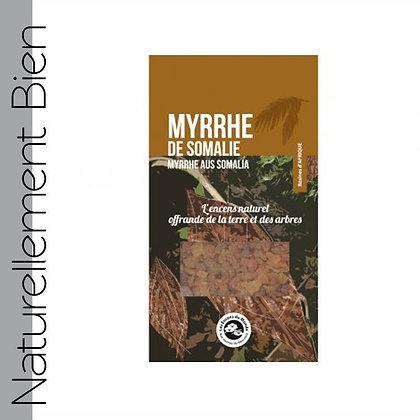 Résine Myrrhe Somalie - TO0246