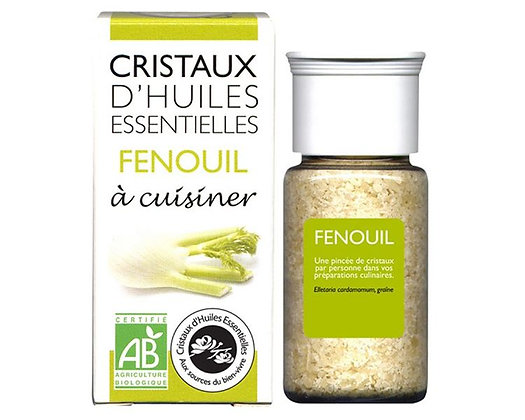 Cristaux d'HE Fenouil - NA0085