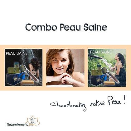 COMBO PEAU SAINE