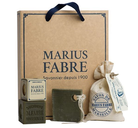 Coffret Initiation Savon de Marseille - COA153