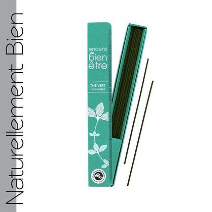 Encens Aromanbiance Thé Vert - TO0258