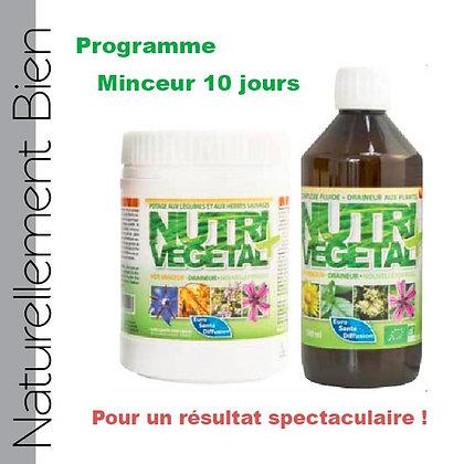 Programme NUTRI-VEGETAL Minceur - NN0044