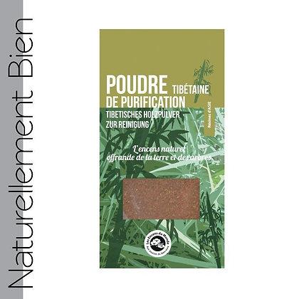 Résine Poudre Tibétaine - TO0245