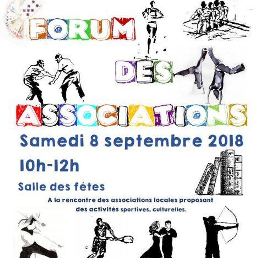 Forum des Associations à Gaillon sur Montcient