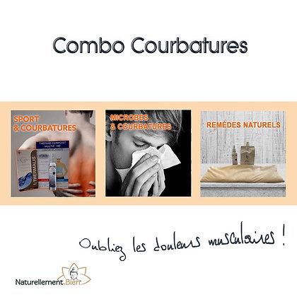 COMBO COURBATURES
