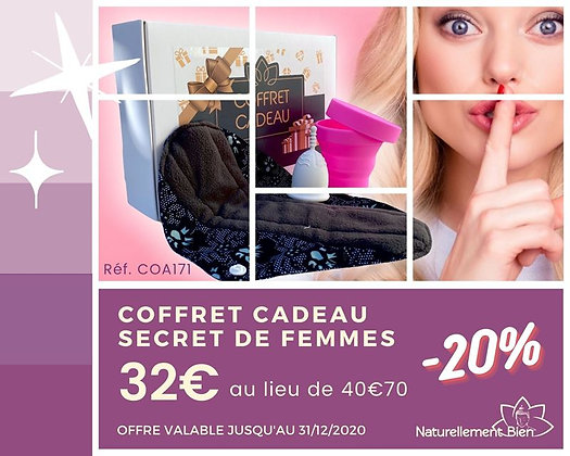 """Coffret Femme """"Secret de Femme"""""""